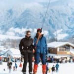 Bild Winterurlaub Skilift